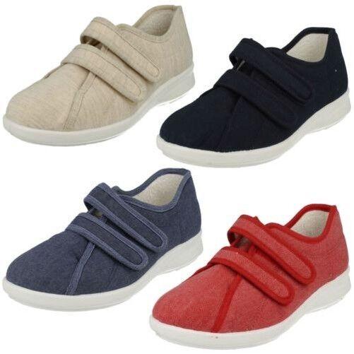 Mujer Easy B Zapatillas Zapatillas Zapatillas de Lona - Celene  precios bajos