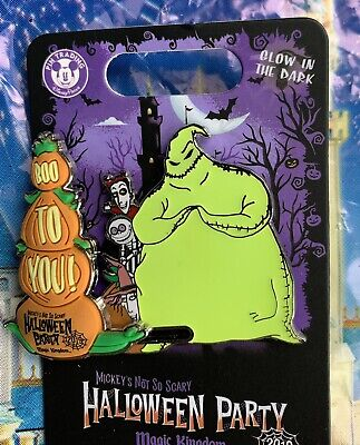 Disney Mickey/'s Not So Scary Halloween Party 2019 Jafar LE Pin In Hand