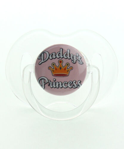 Daddy/'s Princess Baby Pacifier