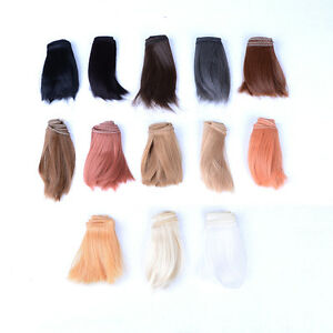 10cmx100cm-DIY-Welf-Fringe-Wig-High-temperature-Wire-Hair-for-1-3-1-4BJD-Doll-3
