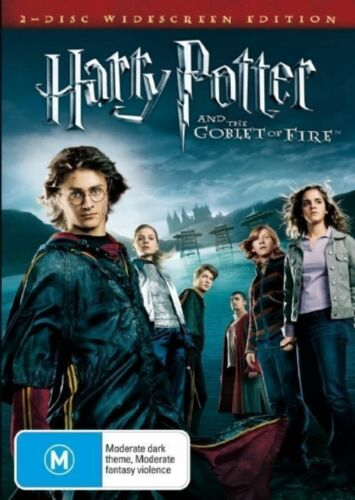 1 of 1 - HARRY POTTER And The Goblet Of Fire New 2 Dvd DANIEL RADCLIFFE ***