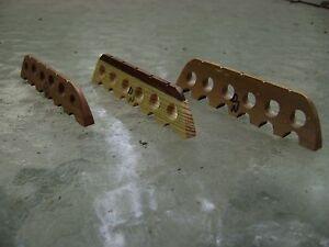Bien Informé Banjo Ponts Combo Pack De 3 Custom Made Barrage Déversoir En Banjo Ponts-afficher Le Titre D'origine éLéGant Dans Le Style