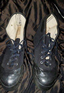 Tacos Vtg 8 Laced Black Pro Usa Keds Shoes Hombres xqHC1