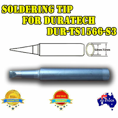 SOLDER SOLDERING IRON STATION Tip for DURATECH 1.2D TS-1620 TS-1622 RHINO 40W