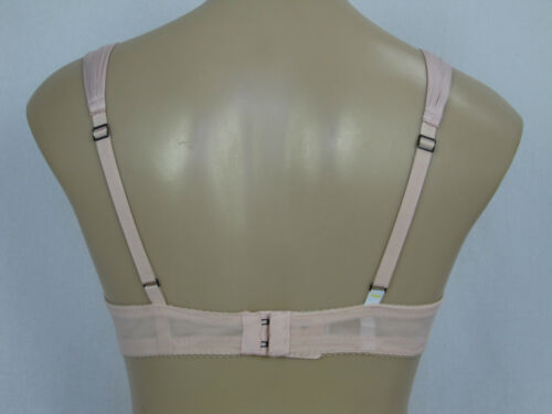 DimitySO Ladies Bon Vivant Underwire Bra sizes 8GG 8HH 8J 10J Colour Buff Pink
