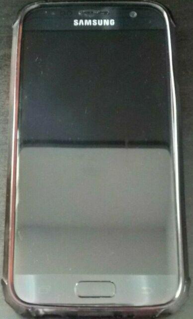 Samsung Galaxy s7 sm-g930f - 32gb-Schwarz Onyx (Entsperrt)