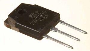 2SK2850-FUJI-Denki-Schleifscheibe-Transistor-2SK2850