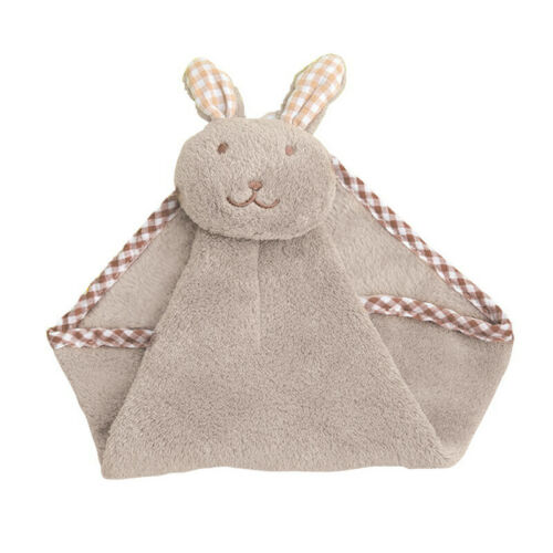Super Absorbent Rabbit Small Square Towel Bath Hanging Hand Fleece Kids Towel