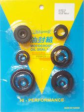Yamaha YZ125 YZ 125 1993 1994 1995 1996 1997 Engine Oil Seal Kit