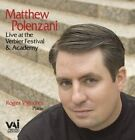 Live at The Verbier Festival 0089948123828 by Matthew Polenzani CD