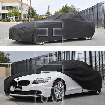 2011 2012 Jaguar XJ XJL Breathable Car Cover