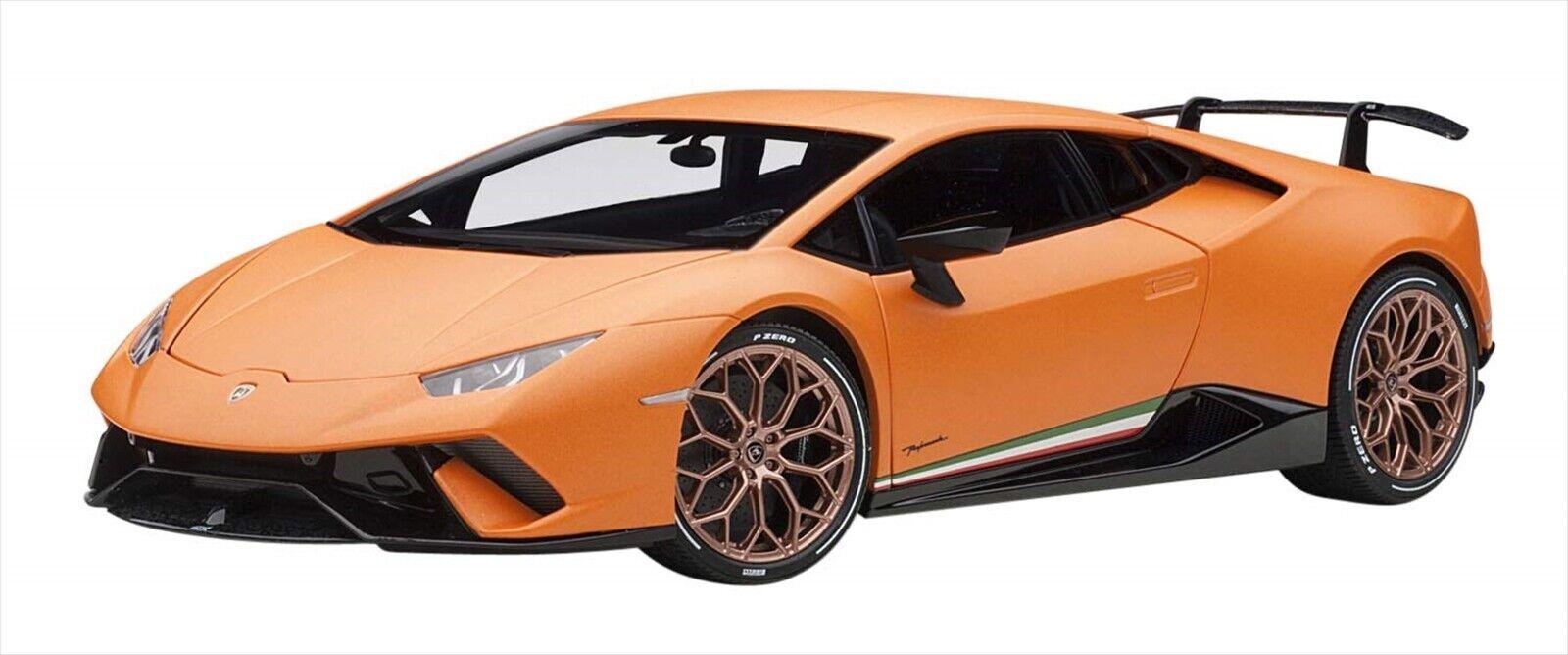 AUTOart 1 18 LAMBORGHINI urakan PERFOhommeTE Matt Orange objets dont  la vente est terminée 79152 nouveau  choix à bas prix