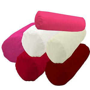 mb-5-Colors-Flat-Velvet-Style-Fabric-Bolster-Yoga-Case-Neck-Roll-Custom-Size