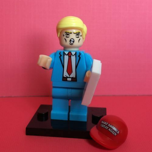 1X Donald Trump Mini Figure Rare L