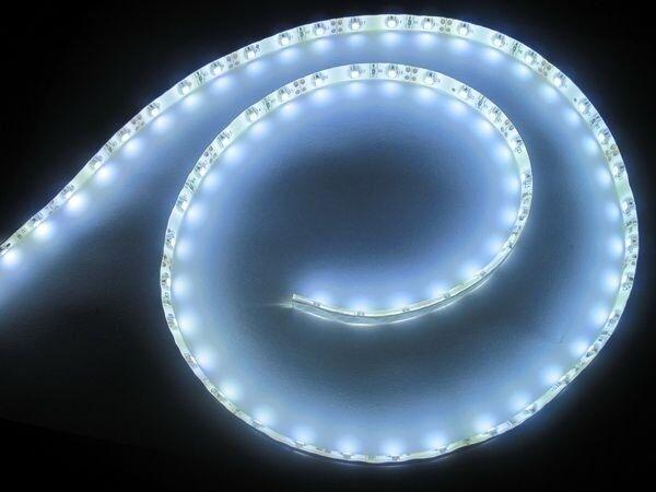 LED Lighting White 50cm 30 Leds White Houses Wagons RC Models S333