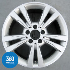 "1 x GENUINE MERCEDES BENZ 17"" E CLASS 5 STAR SPOKE ALLOY WHEEL A2124015602 W212"