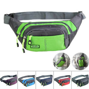 Men-039-s-Waterproof-Waist-Belt-Pack-Phone-Case-Pouch-Bag-Camping-Hiking-Pouch-X1