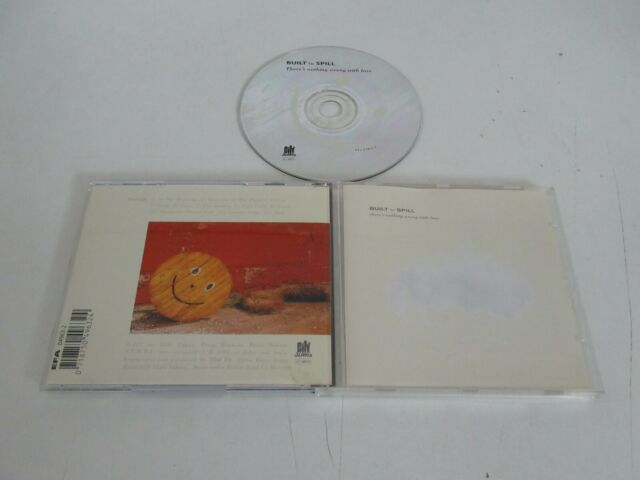 Built to Spill/THERE'S Nothing Wrong with Love (City Slang 0718750496324) CD
