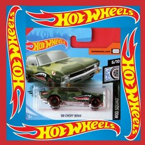 Hot-Wheels-2020-68-CHEVY-NOVA-73-250-NEU-amp-OVP