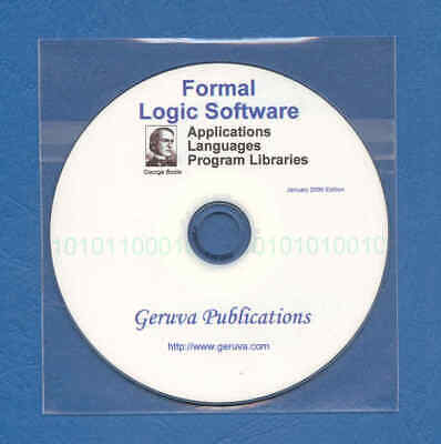 Humorous Formal Logic Software-analysis/programming Language S Software Servers, Development & Dbms