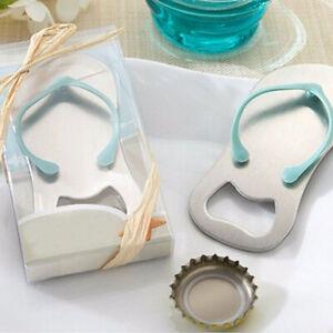 0bff53c36c8a3b Cute Flip Flop Thong Beach Theme Bottle Opener Bridal Shower Wedding ...