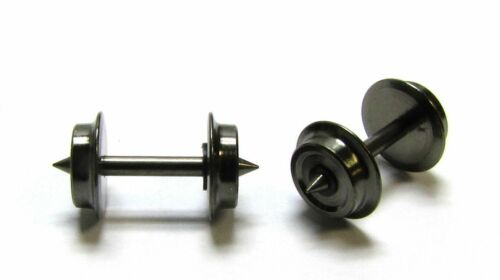8 x precisión-juego de ruedas lkdm 6,2 mm eje 14,0 mm unilateralmente aislado pista n nuevo