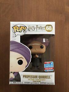 Funko-Pop-Harry-Potter-Professor-Quirrel-NYCC-2018-Shared-FYE-Exclusive