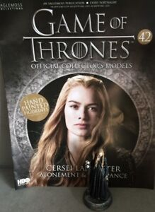 Game-Of-Thrones-GOT-Official-Collectors-Models-42-Cersei-Lannister-Figurine-NEW