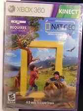 Kinect Nat Geo TV: America the Wild (Microsoft Xbox 360
