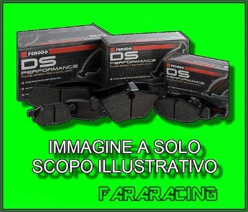8K2, B8 S4 Quattro 245KW 11//08-/>/> PASTICCHE FERODO FDS4044 AUDI A4