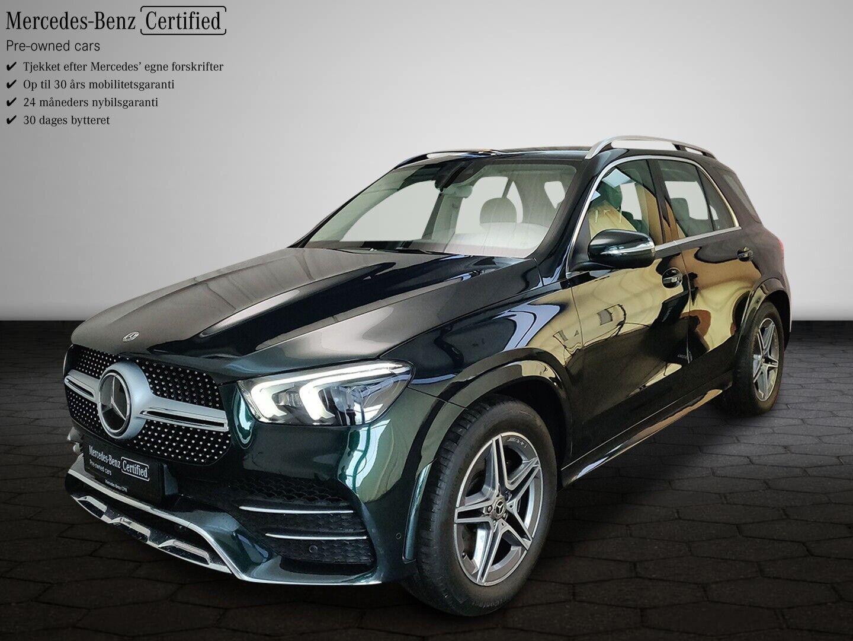 Mercedes GLE300 d 2,0 AMG Line aut. 4Matic 5d