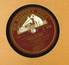 """10"""" Schelllack - Jelly Roll Morton - Doctor Jazz Stomp / Jelly Roll Blues - A70"""