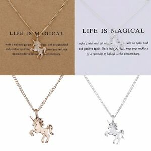 gsrg unicorn necklace personalised