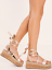 Womens-Ladies-Flat-Lace-Up-Espadrilles-Summer-Chunky-Holiday-Sandals-Shoes-Sizes
