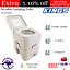 thumbnail 1 - Portable Camping Flushable Toilet w Independent Tank Porta Potty Adventure Kings