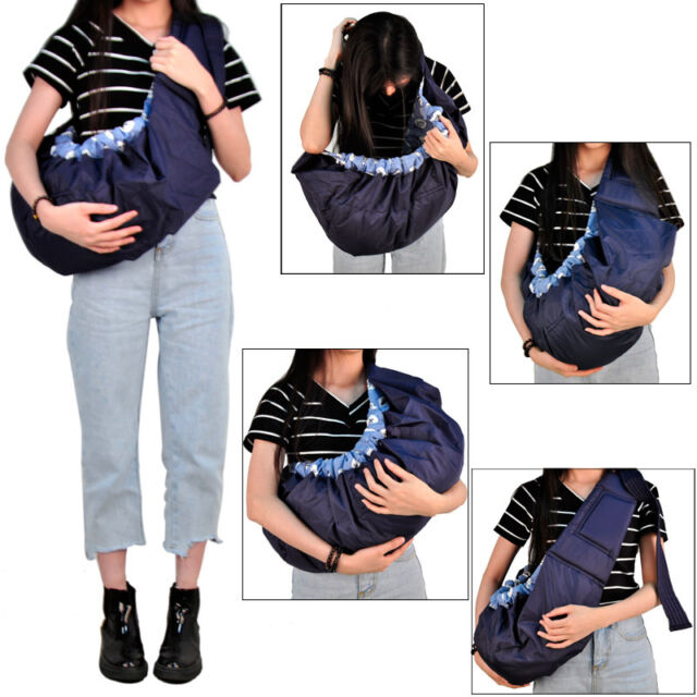 Baby Carrier Backpack Sling Side Carry Ergonomic Newborn Wrap Front