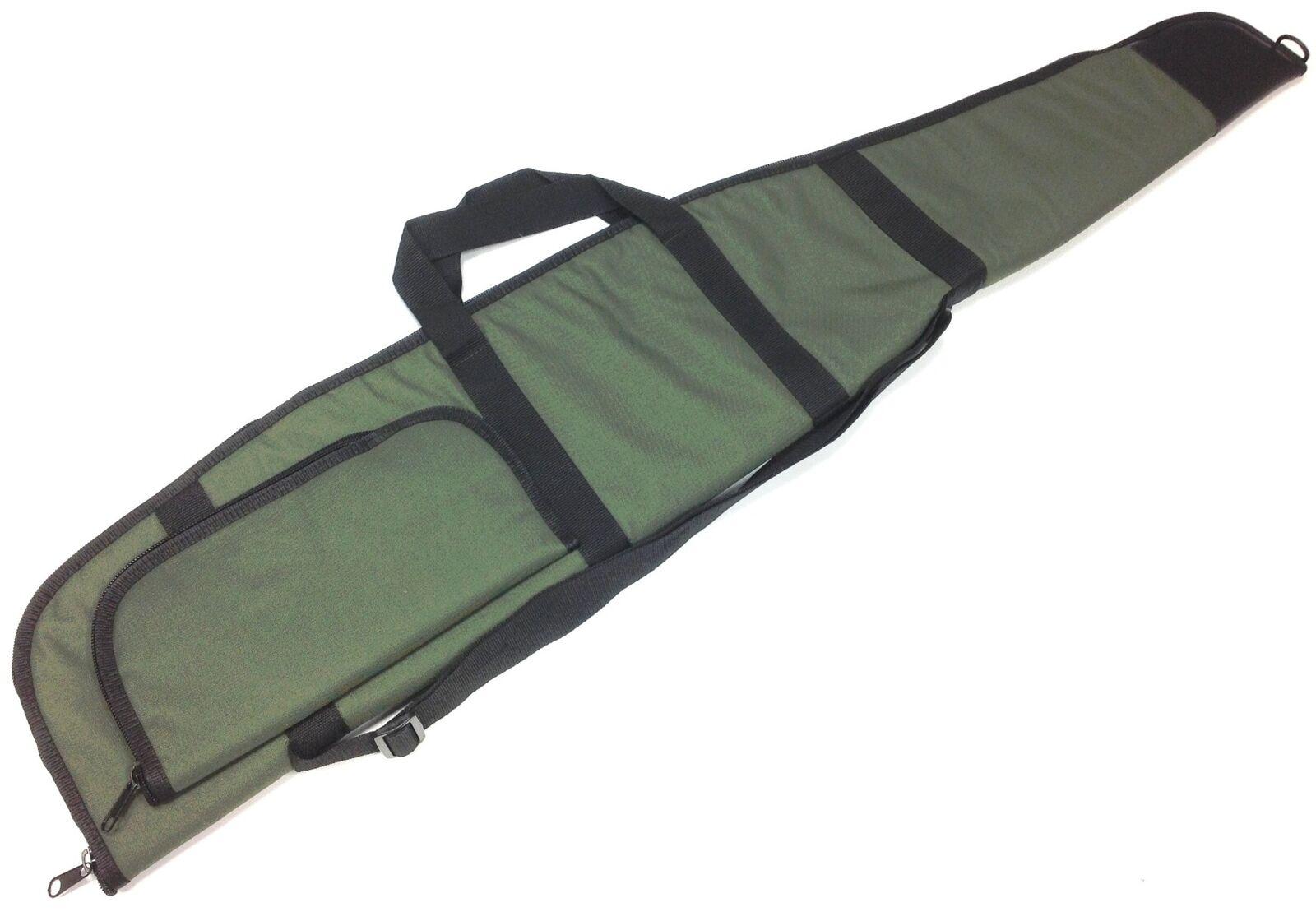 Croots 48  Green Polyester Air Rifle Shooting Gunbag Slip