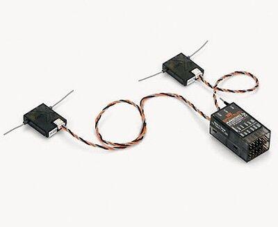 Spektrum AR9020 9 Channel DSMX/X PLUS Receiver RX SPMAR9020 (Bagged)