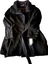c4c6192aaf0 Steve Madden Women s Wool Blend Belted Winter Fashion Dress Wrap ...