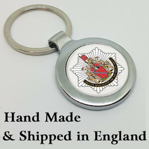 Great Manchester Fire & Rescue Key Ring - A Great Gift