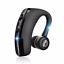 Bluetooth-5-0-Handsfree-Business-Headphone-Mic-Voice-Control-Wireless-Headset miniature 17