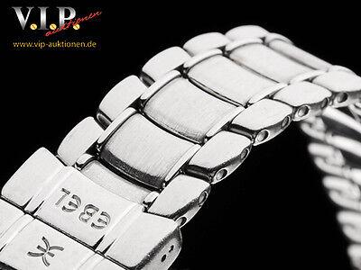 AnpassungsfäHig Ebel Uhr-armband Uhrenband Uhrenarmband Stahlband+schließe Watch Bracelet+buckle Ausreichende Versorgung
