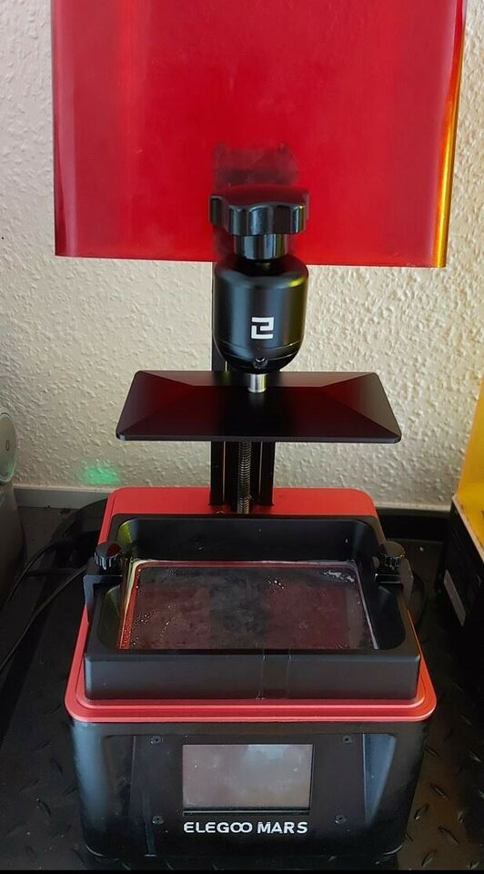 3D Printer, Elegoo, Mars