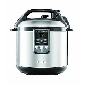 Breville BPR600XL Pressure Cooker Pressure Cooker Manufacturer Refurbished