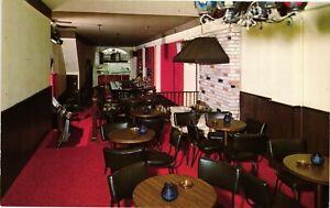 Vintage Postcard - Top Jazz Music Colony Club Monterey California CA #5961
