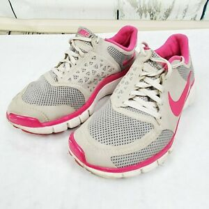 Details about Women's Nike Free 7.0 V2 Running Shoes GrayPink 396044 002 Size 8