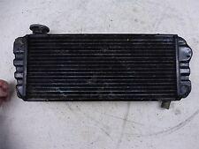 1982 Honda CX500 Turbo CX500TC H1344' radiator cooler unit