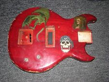 Aria Pro II CBS 380 Cardinal Series Bass Guitar Body Project or Replacement MIJ