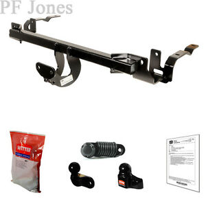 Witter towbar for vauxhall zafira b 2005 2014 flange tow bar ebay image is loading witter towbar for vauxhall zafira b 2005 2014 asfbconference2016 Image collections
