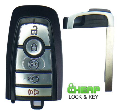 2017 Ford Fusion Smart Key M3N-A2C931426